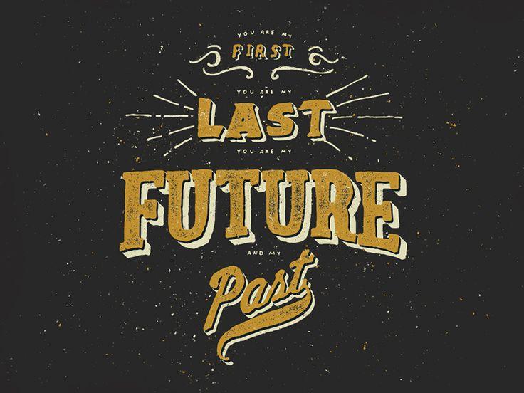 future: past