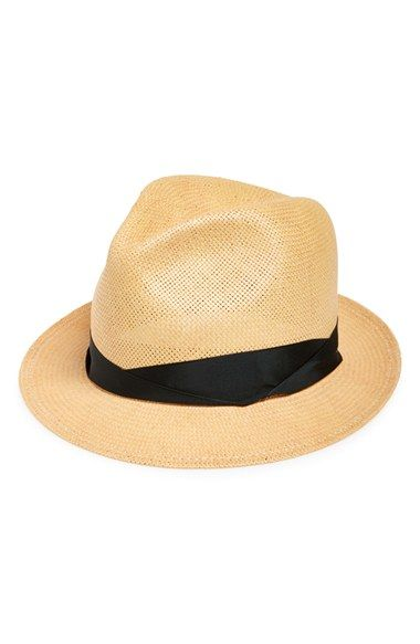 Rag & Bone Straw Hat